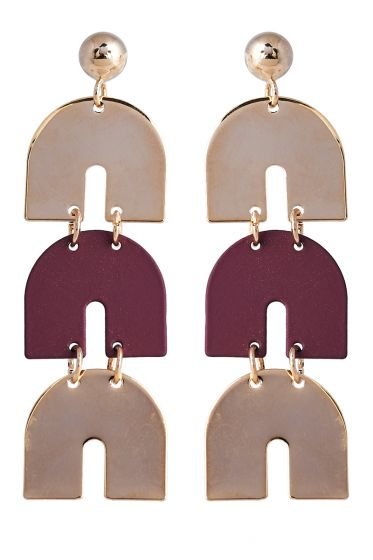 EB & IVE Margaux Tier Earring