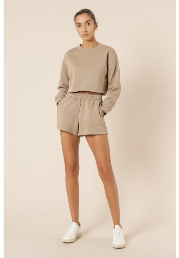 Nude Lucy Carter Classic Short