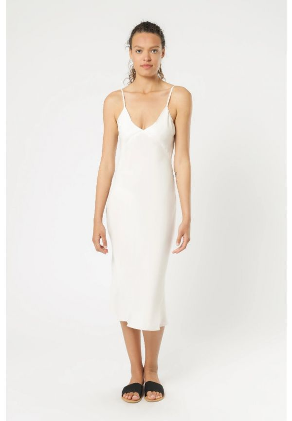 Nude Lucy Parker Cupro Dress