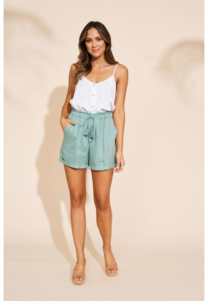 EB & IVE Masai Short SMALL - Sage