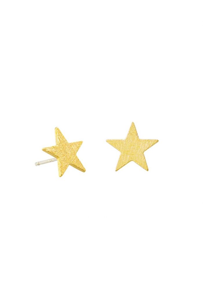 TIGER TREE GOLD STAR STUD
