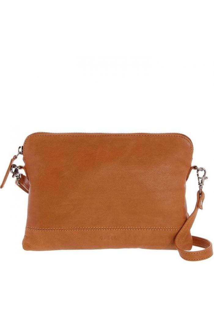 GABEE HOLLY LEATHER CROSSBODY BAG
