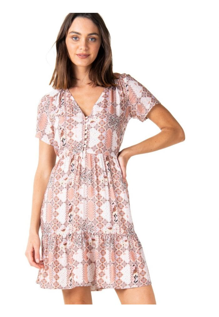 RUSTY CASA MARINA DRESS