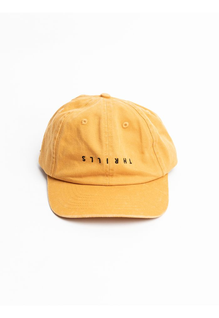 Thrills Minimal Thrills Cap - Sunlight Yellow