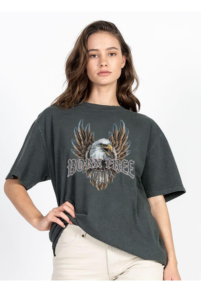 Thrills Dream Weaver Band Tee - Merch Black